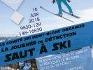 Viens tester le saut à ski avec le Comité Mont-Blanc le 16 juin aux Contamines-Montjoie !